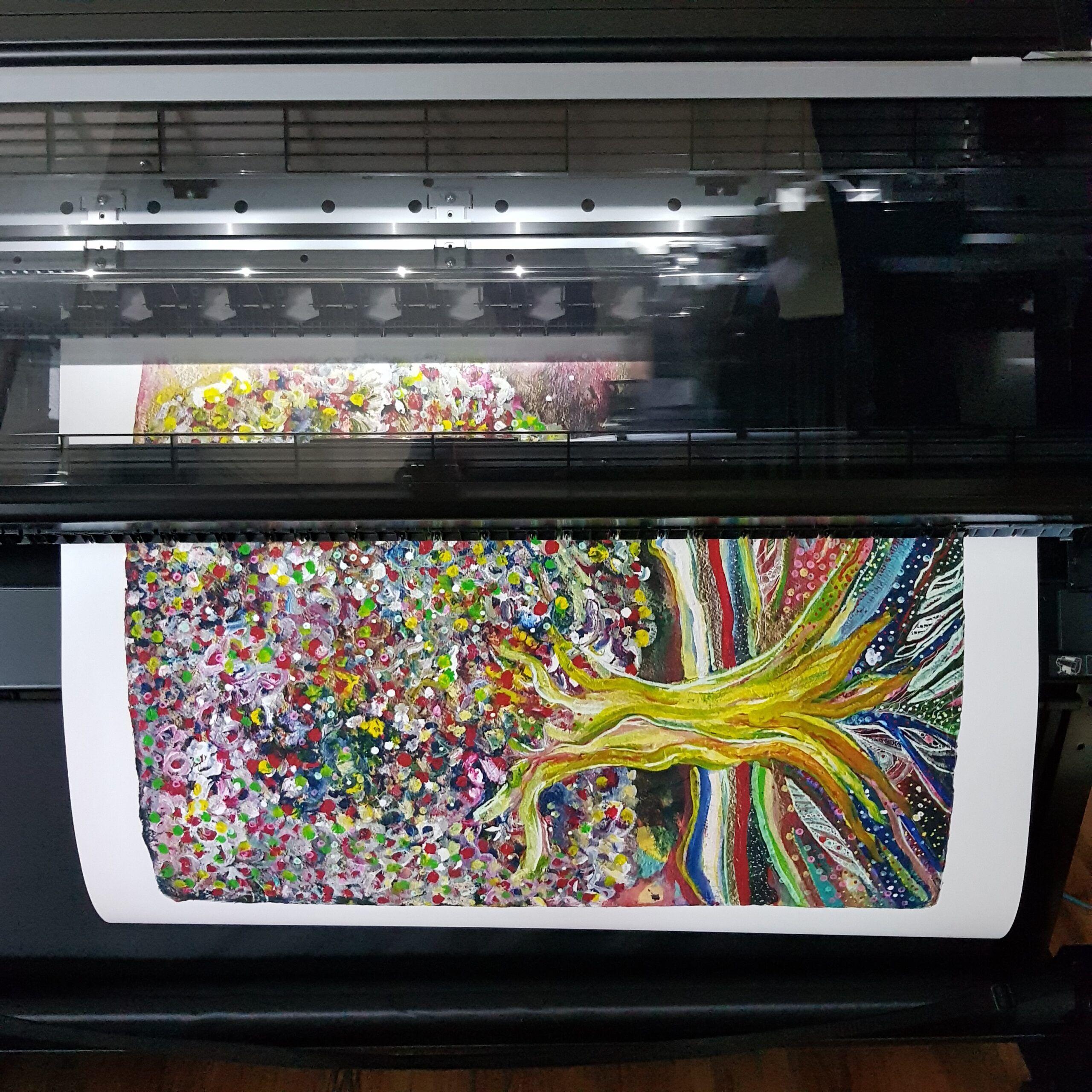 Fine Art Print auf Hahnemühle Photo Rag 60cm x 80cm